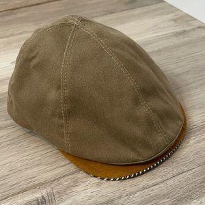 Goorin Bros Newsboy Hat - Barely Worn